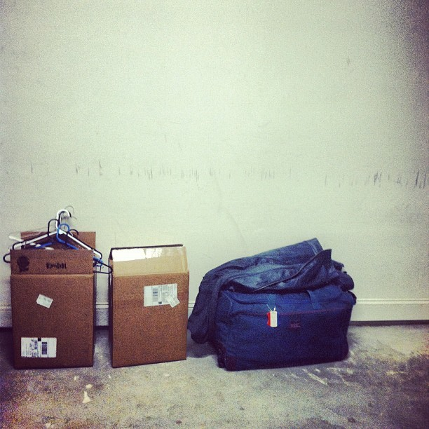 All Packed Up! (Taken with Instagram)