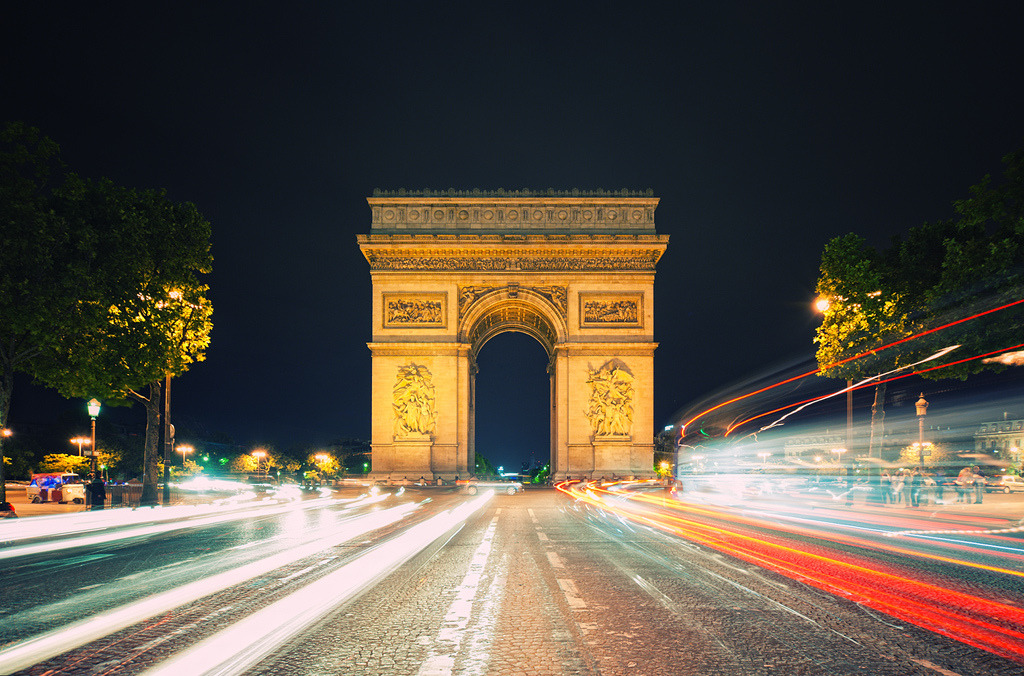 Arc de Triomphe | by Philipp Klinger