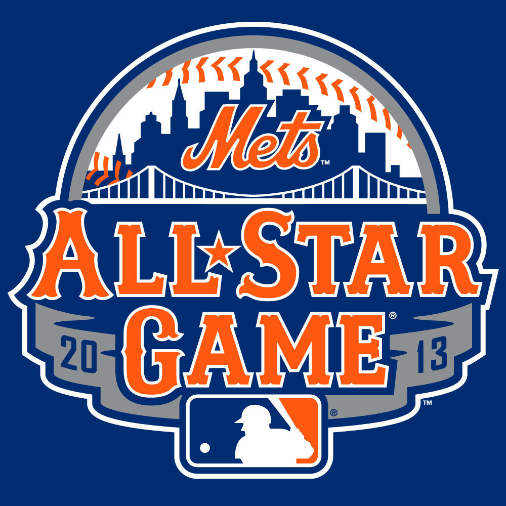 mets:  Presenting the 2013 All-Star Game logo!