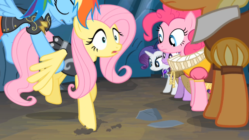 lady-bon-bon:  ask-cult-leader-fluttershy:  rainbowdash-loves-lord-smooze:  You need to be taught discipline Private!  Context is a bitch.  Note to self: Find authentic Pegasopolis period armor.