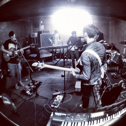 Magnificent 7. Busy practice tonight! @thesunshineunderground  (Taken with Instagram)