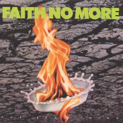 tay-disco-rayado:  Faith No MoreThe Real Thing   From Out Of Nowhere Epic Fallin To Pieces Surprise! You're Dead! Zombie Eaters The Real Thing Underwater Love The Morning After Woodpecker From Mars War Pigs (Black Sabbath) Edge Of The World  Download HERE !