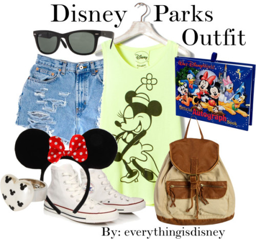 Disney Parks Outfit by everythingisdisney Buy it here!