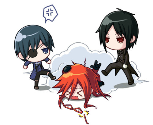 funtomination:  Game of Kick the Grell