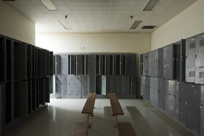 Lockers, Gun Factory, 2012