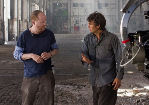 "mooshoo:  thezodiack:  Joss Whedon has signed to write and direct ""The Avengers 2,"" Disney Chairman Bob Iger said Tuesday. In addition, Whedon will create a ""Marvel-based"" series for ABC, Iger said during a conference call with analysts. Whedon wrote and slid behind the camera on ""The Avengers,"" which Iger called a ""phenomenal success"" during the call. The adaptation of the Marvel Comics series has grossed nearly $1.5 billion worldwide.  Fuck. Yes."