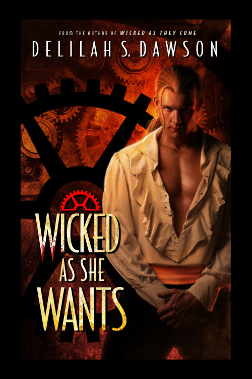 The cover is revealed for WICKED AS SHE WANTS, book 2 in my Blud series with Pocket/Simon & Schuster. It's out spring 2012 and includes everyone's favorite debauched concert pianist and Whitman fan, Casper Sterling.