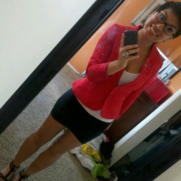 My birthday outfit c: (Taken with Instagram)