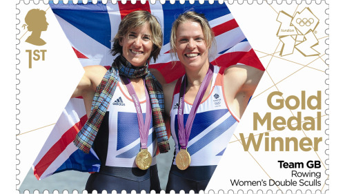 Stamps Galore! Don't forget these wonderful mementos of the games. With Team GB's metals racking up, they're a wonderful cheap collectible.