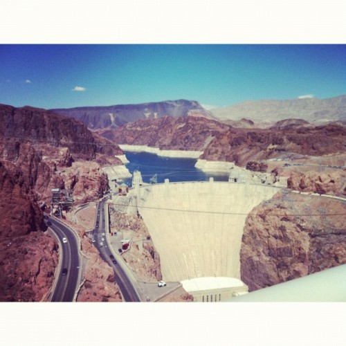 Where can I get some damn bait? (Taken with Instagram at Hoover Dam)