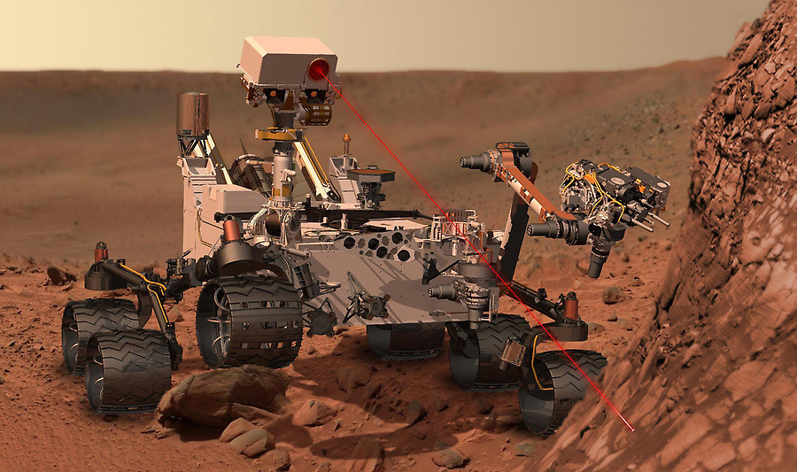 Mars rover lands with help from Colorado engineers Colorado's role in Curiosity's mission to Mars began nearly nine months ago, when NASA's $2.5 billion machine was sent on its space trajectory aboard a rocket created by United Launch Alliance, which has headquarters in Centennial. Placing the spacecraft on its the correct path was crucial for the spacecraft's successful landing. Additionally, Southwest Research Institute's Boulder office created one of the 10 high-tech science instruments that will collect data related to Mars' habitability. The mission's primary goal is to determine past, present, and future elements that either facilitate or inhibit life on the planet. The institute developed the Radiation Assessment Detector, RAD, which will analyze the characteristics of Mars' radiation. (Photo: NASA handout)