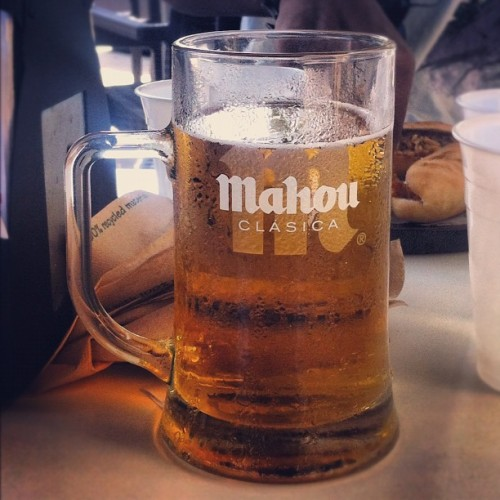 insouciant-child:  Mmm #beer (Taken with Instagram)
