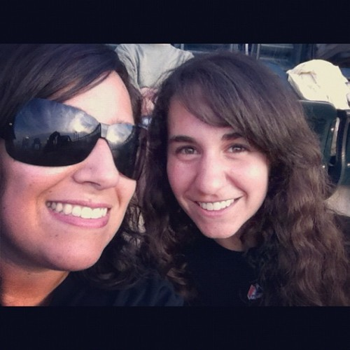 #mets games with @mpino621! (Taken with Instagram)