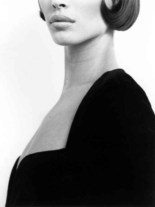 Christy Turlington by Herb Ritts