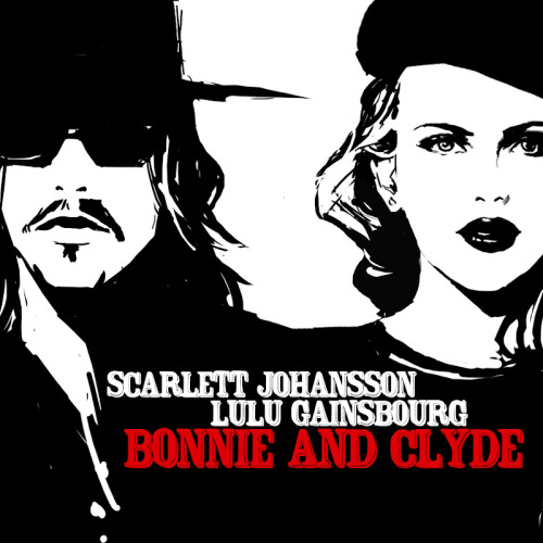 "Listen: Scarlett Johansson and Lulu Gainsbourg — ""Bonnie and Clyde"""