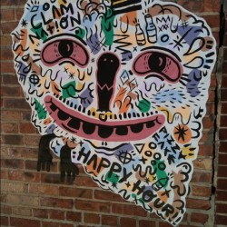 This is your brain on drugs…. #Chicago #Street #Urban #Art 🎨 (Taken with Instagram)