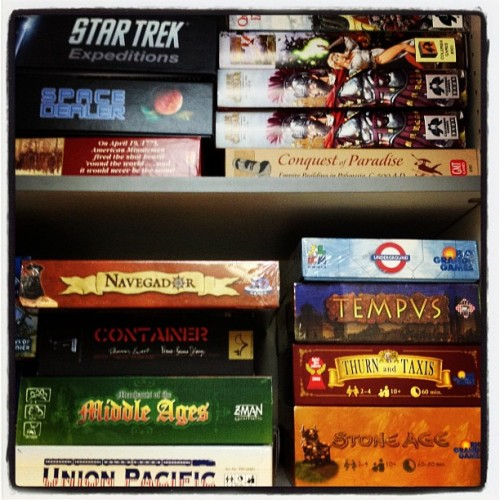 Tons of games for students to study in our analog game class! #GameProduction http://instagr.am/p/OC3V6DQq9R/ Follow us on #Instagram @losangelesfilmschool
