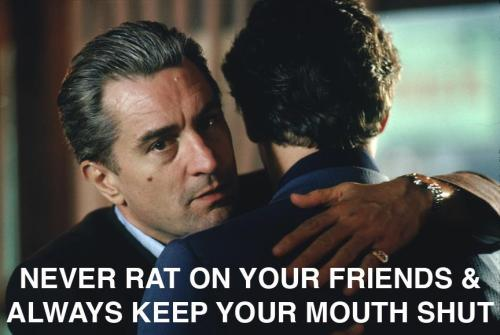 A mobster movie classic: Don't deal blow behind the Don's back Shoot rats The expansion of suburban real estate greatly increases the commute to upstate to bury said rats in the woods