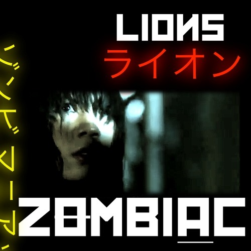 New LIONS single, ZOMBiAC Music Video Out Now. (grindhouse, horror, dubstep)