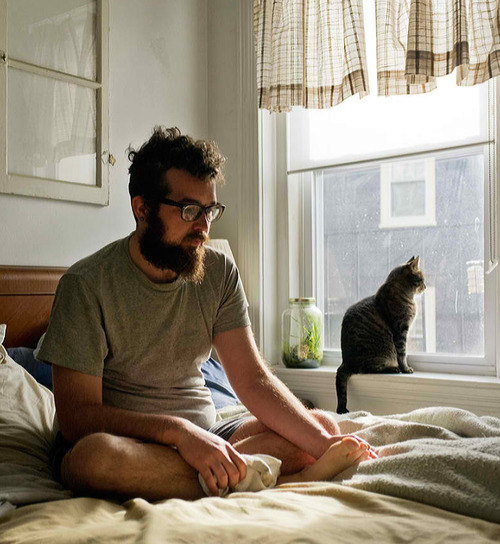Beard hunted you a cat and beard combo, enjoy.-ugly773