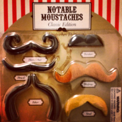 fikefikefike:  Notable Moustaches!