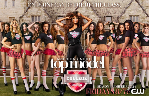 Rock of Love's: Charm School America's Next Top Model: College Edition