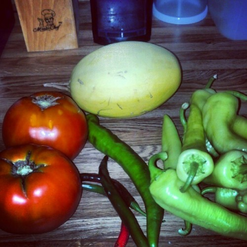 Farmers market haul. #organic #eatclean #paleo (Taken with Instagram)