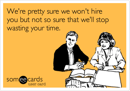 HR | someecardsTUESDAYVia someecards