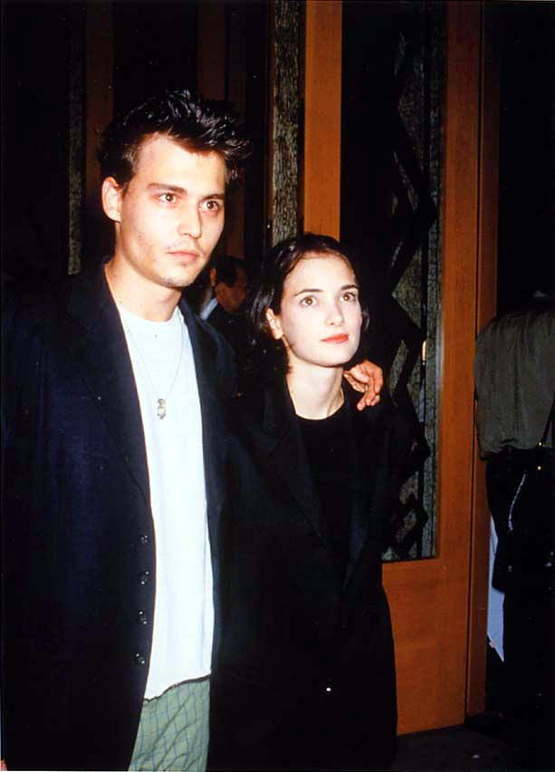 Winona and Johnny