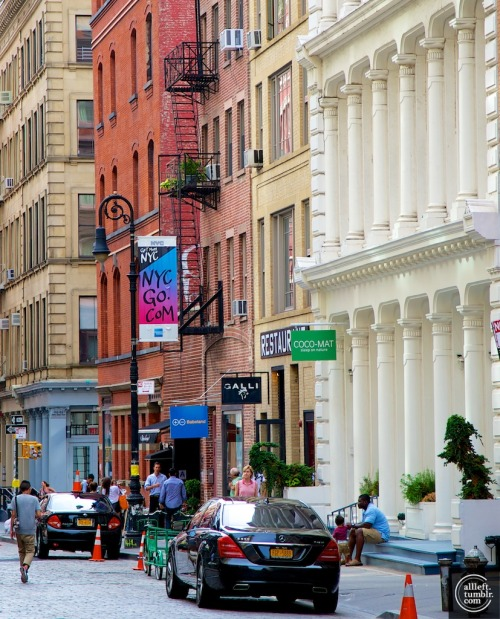 Soho, New York, NY