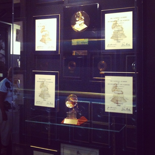 Elvis' GRAMMY and Recording Academy Lifetime Achievement Award