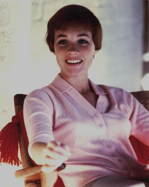 Oh, Julie Andrews. How I love you.
