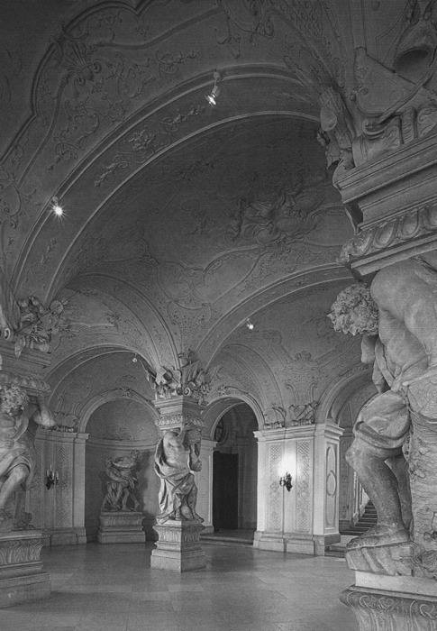 inmylifetime89:  The Interior of Upper Belvedere