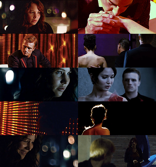 "AU: HUNGER GAMES: CASINO ROYALE   ""May the odds be ever in your favor"""