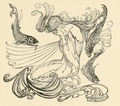 Undine (1919)Illustrations by Arthur Rackham