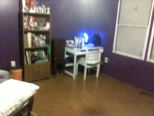 Room is all cleaned and painted, all I need now is a bed and everything will be complete in there.
