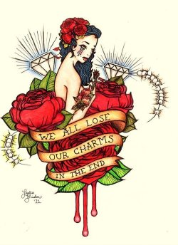 zombieemisfit:  i would love to get this tattooed<3