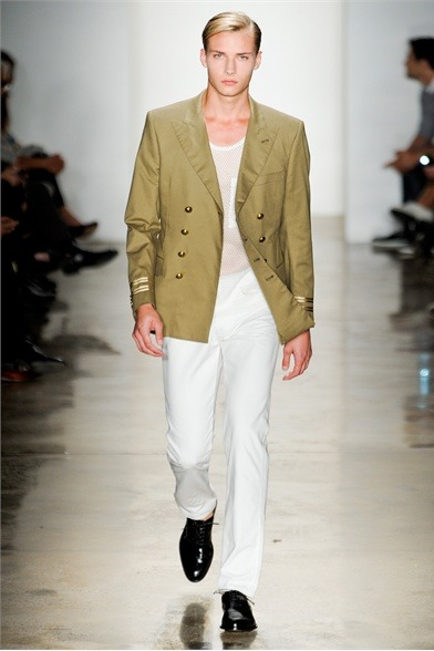 Simon Spurr S/S 2012
