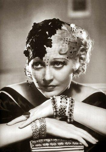 Thelma Todd, the Ice Cream Blonde