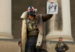 favoritesticle:  Bane wants to know if anyone has seen a girl with hair like this…