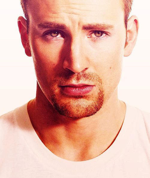My Top Male Celebrities (in no particular order) 35. Chris Evans