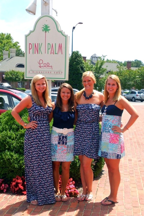 lilly dresses!