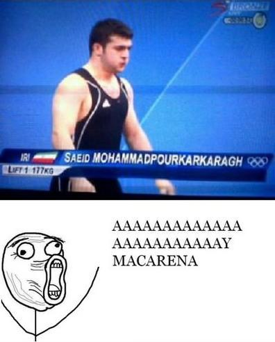 Best Olympian Name Out there…by far.