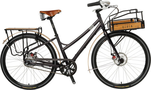 "Approximate ""Project Dutch Bike"" goal."