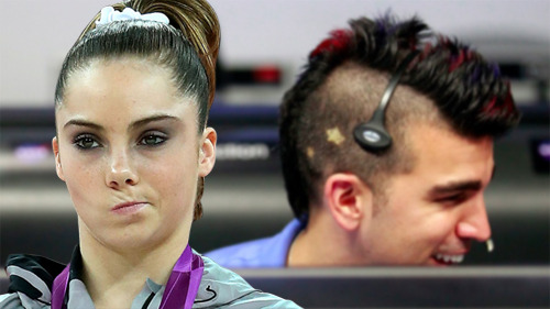 OMG my new favorite blog: McKayla Is Not Impressed