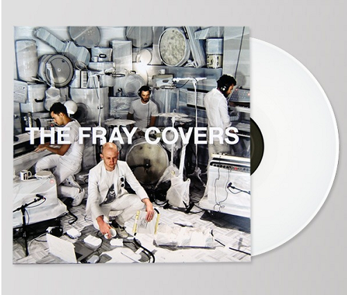 fyeahthefray:  The Fray Covers vinyl is now available for purchase here.