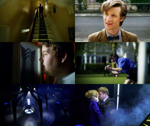 "Favourite Episodes: The Lodger  ""I'm the Doctor. Well, they call me the Doctor - I don't know why. I call me the Doctor too - I still don't know why."""