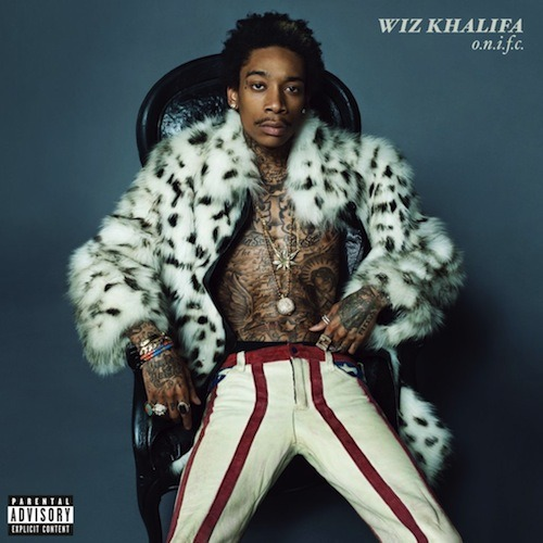 "eatinghiphop:  Wiz Khalifa – O.N.I.F.C. (Album Cover) Here is the official artwork for Wiz Khalifa's upcoming album ""O.N.I.F.C."". The LP has been pushed back from its original August 28th release date and will now drop on September 18th."