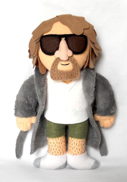 laughingsquid:  The Dude by Michelle Coffee takes on The Dude