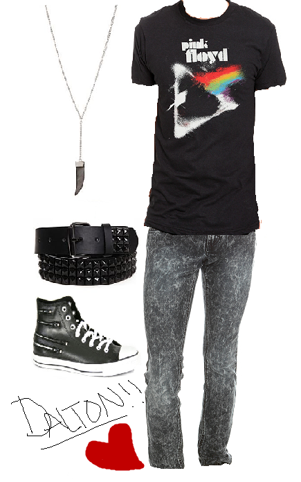 So, this is an outfit for Dalton Rapattoni from the amazing boyband, IM5. <3 <3 Made with tweedlethree! Hope you like it. xD